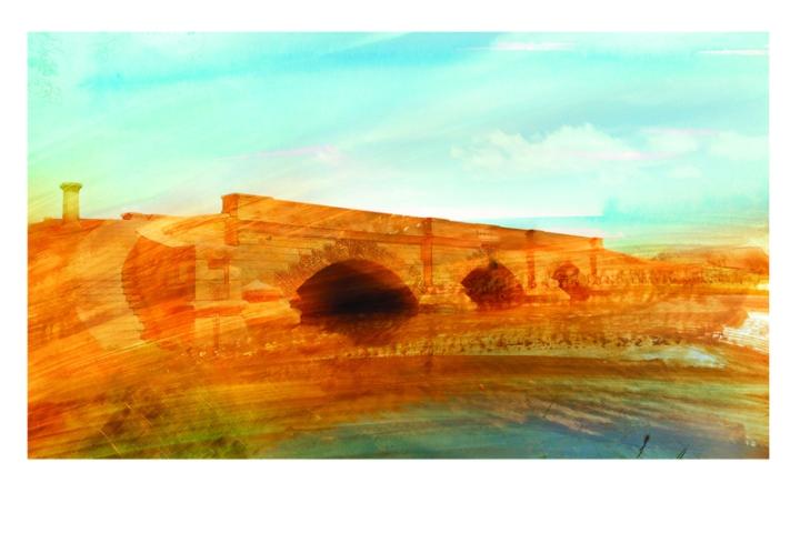 M Cannon Archers Bridge, Ross