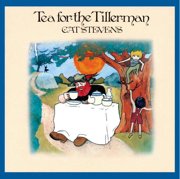 Tea For The Tillerman Cover